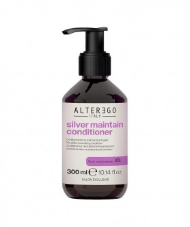 Miracle Color Silver Maintain Conditioner 300ml | Alter Ego Italy