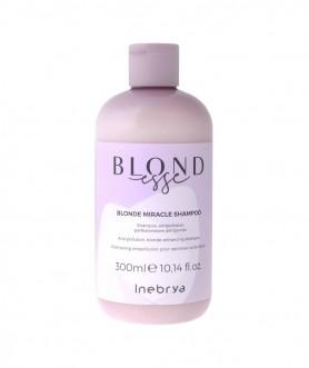 Blonde Miracle Shampoo 300ml | Inebrya