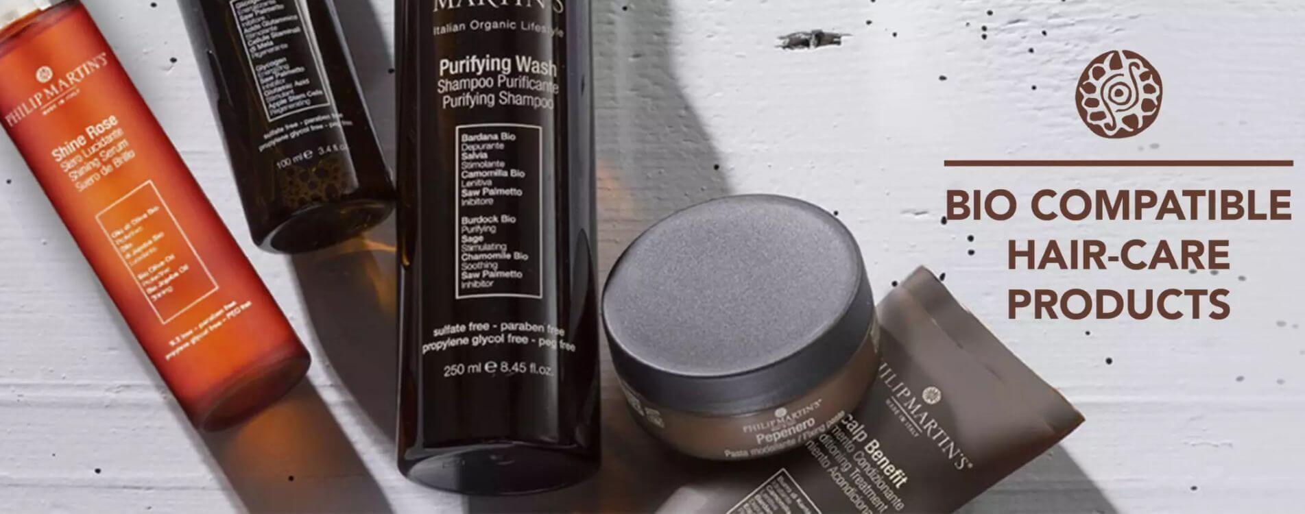 Philip Martins προϊόντα φροντίδας μαλλιών